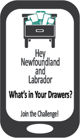 Hey Newfoundland and Labrador - What's in your drawers?